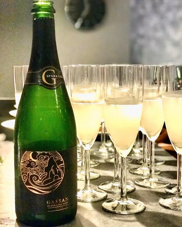 【スタッフコラム】日本酒「月山」とブレジュのローストビーフ?!意外な組み合わせ